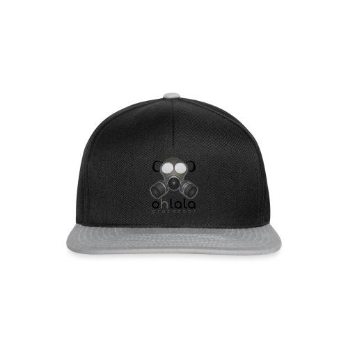 OHLALA PROTECTOR BLK - Snapback Cap