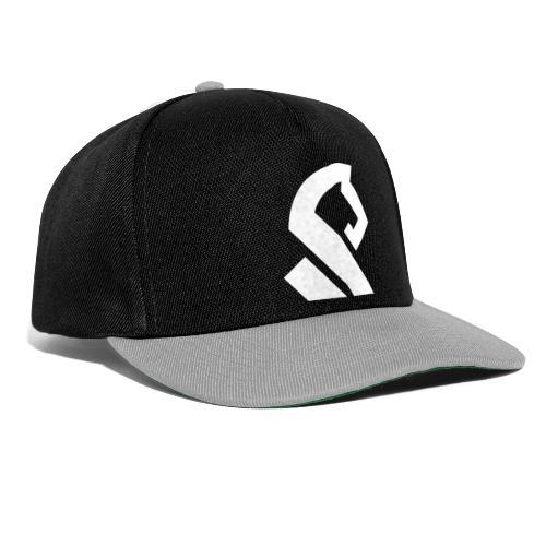 Offerspill Hvit Logo - Snapback-caps