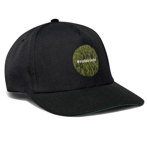 #robinlebt Wald 2 - Snapback Cap