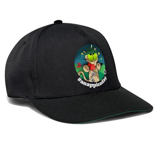 Astrokatze Schütze - Snapback Cap