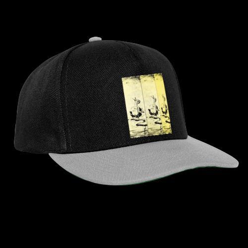 hotei - utagawa kuniyoshi - Snapback Cap