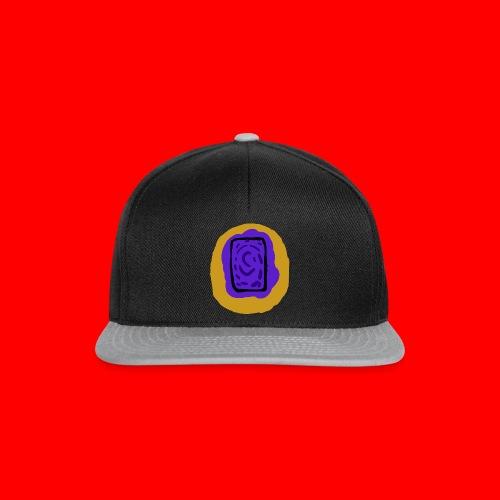 Nether portal - Snapback-caps