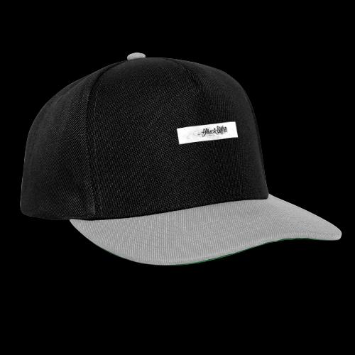 Black&white_Fashion - Snapback Cap