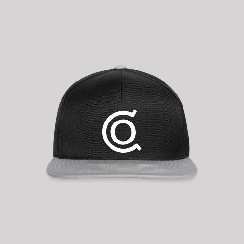 Sign white - Snapback Cap