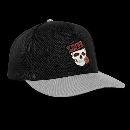 Skull Love - Snapback Cap