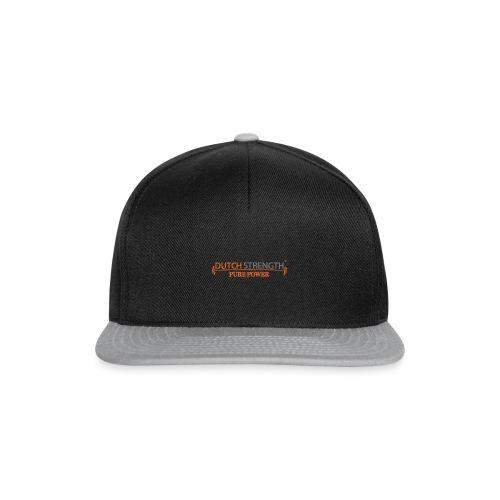Dutch Strength - Snapback cap