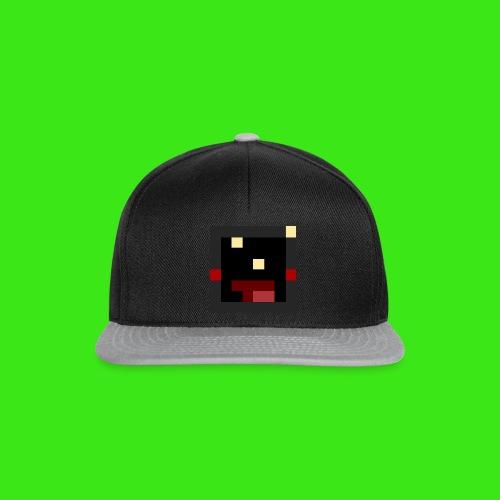 LeckerBurgerDark PB png - Snapback Cap