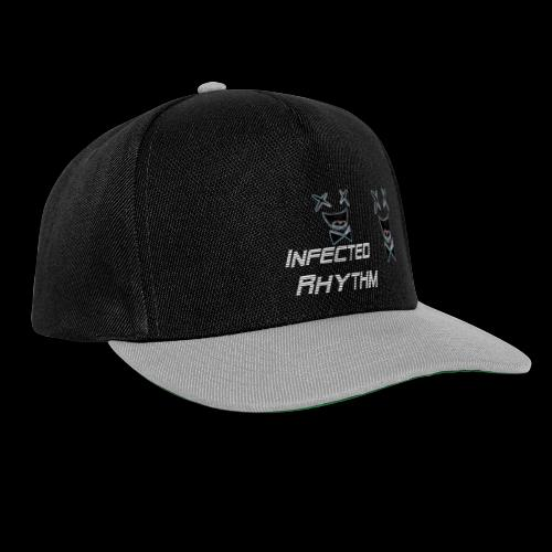Infected Rhythm Logo Schr - Snapback Cap