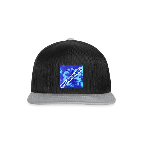 StefanosGames - Snapback cap