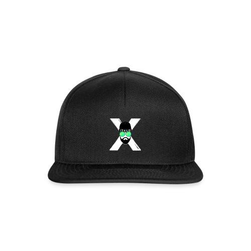 Italo X Official Streetwear - Snapback Cap