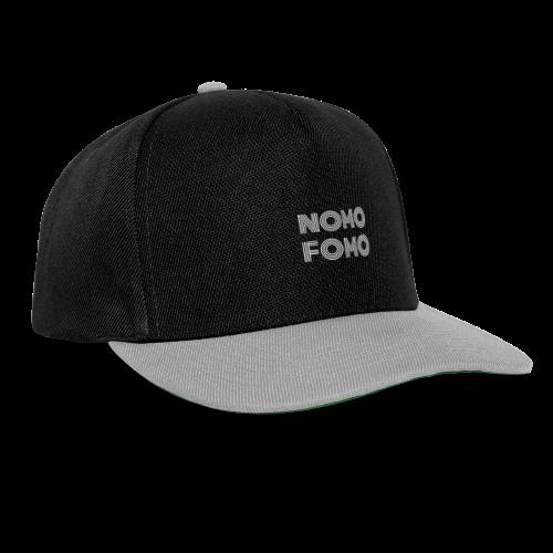 NOMO FOMO - Snapback Cap