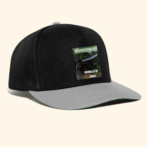 Rumble in The Jungle by M The Congregation - Snapback Cap
