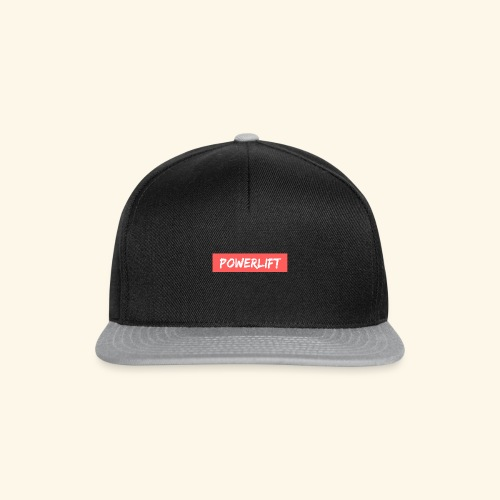 POWERLIFT - Casquette snapback