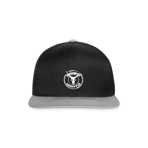redneck lifestyle weiss png - Snapback Cap