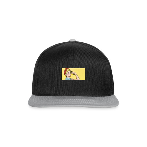 Women Power T-shirt - Casquette snapback