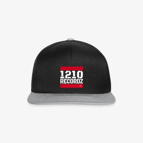 1210 Recordz Tank Top W - Snapback Cap