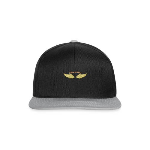 Angel - Snapback Cap