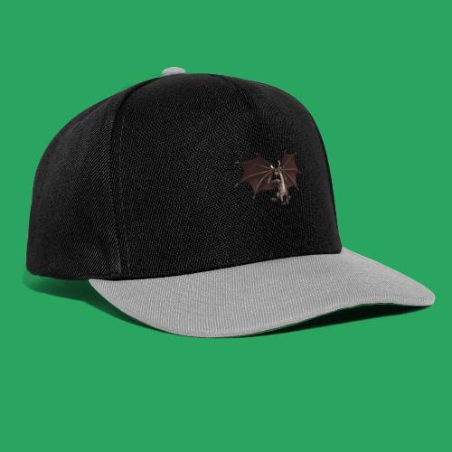 dragon logo color - Snapback Cap