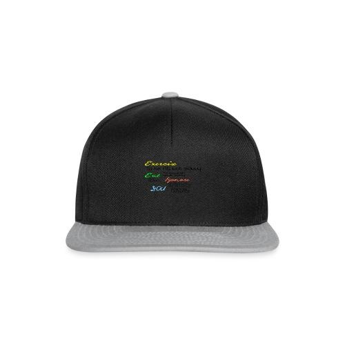 Excersice - Snapback-caps
