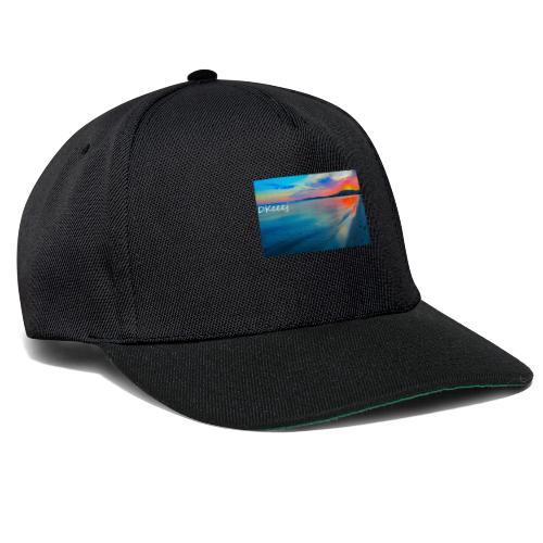 DKeeej Offical - Snapback Cap