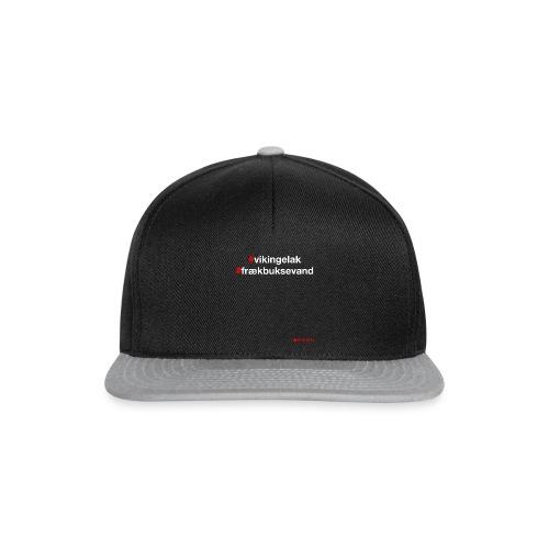 Hashtag - Snapback Cap
