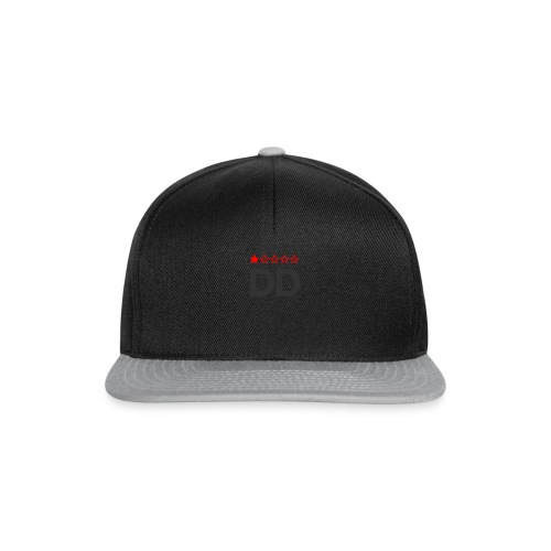 Dårligdommerne simpelt logo - Snapback Cap