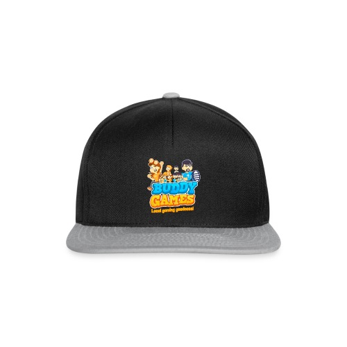 BuddyGames - Snapback Cap