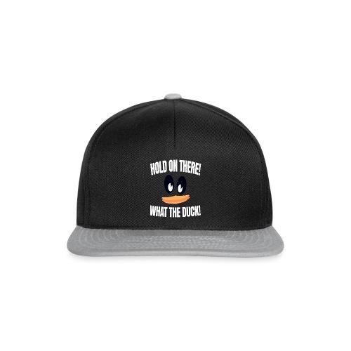 WhatTheDuck - Snapback Cap