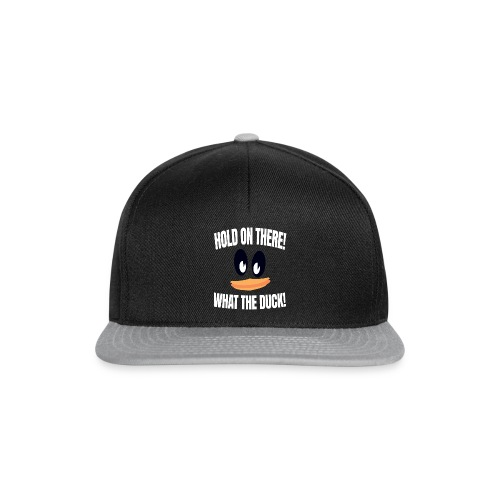 WhatTheDuck - Snapback Cap