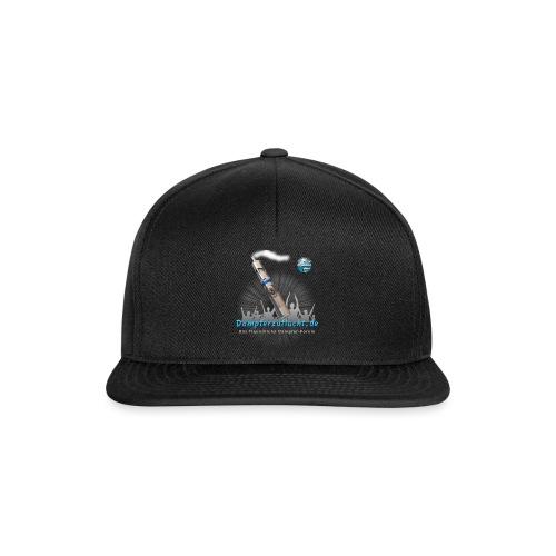 Dampferzuflucht - Snapback Cap