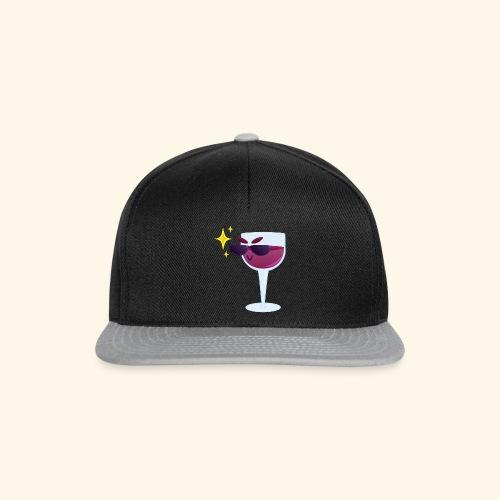 Cool wine - Snapback Cap