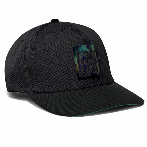 LA California - Snapback Cap