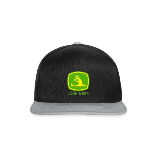john beer-Funny Shirt - Snapback Cap