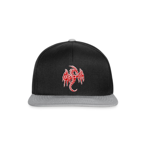dragon chinois - Casquette snapback