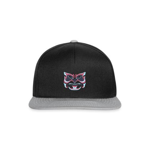Monster face - Snapback Cap