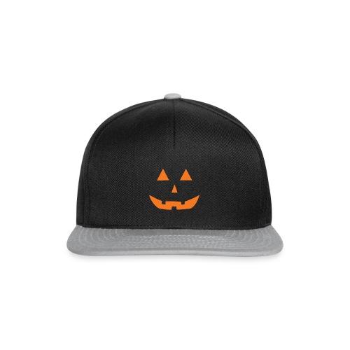 Jack-O-Lantern T Shirt - Snapback Cap