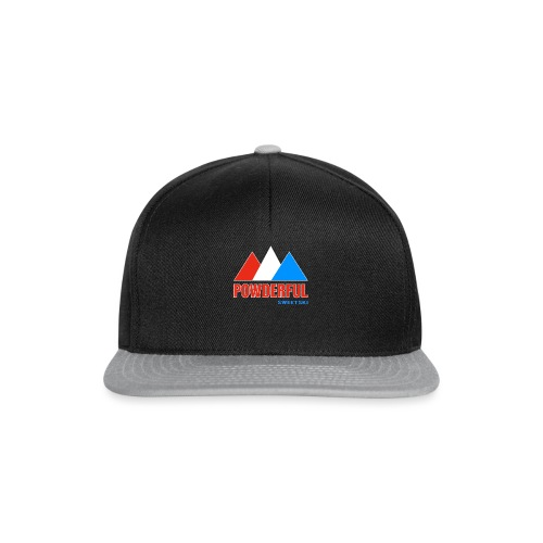 Powderful Sweet Ski - Snapback Cap