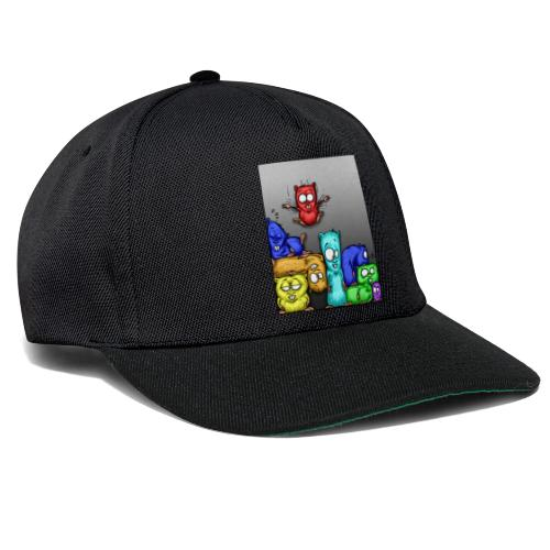 hamstris_farbe - Snapback Cap