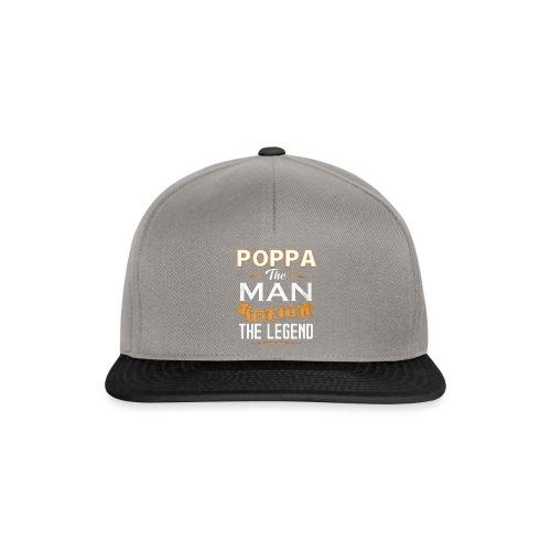 POPPA1 - Snapback Cap