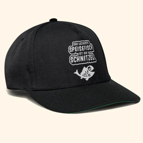 Schnitzelfisch das Original - Snapback Cap