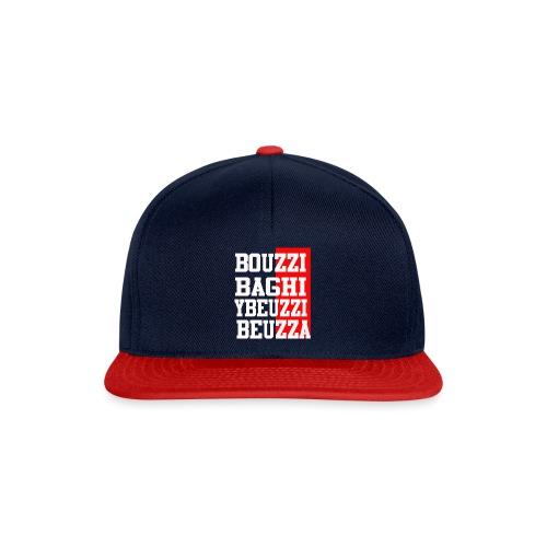 Bouzzi - Casquette snapback