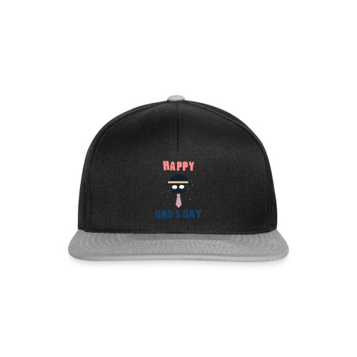 HAPPY DAD DAY - Casquette snapback