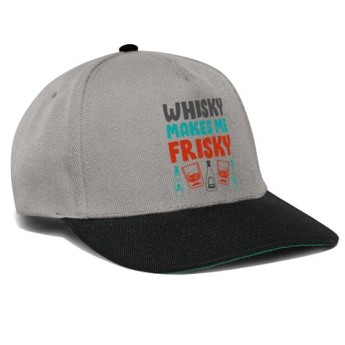 Whiskey Gift Idea - - Snapback Cap