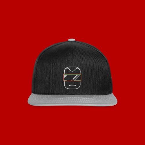 logo kopf - Snapback Cap