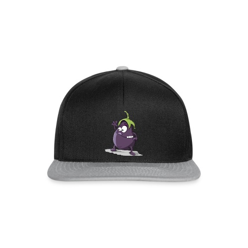 Auberginen - Snapback Cap