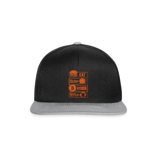 Crypto Swag - Snapback Cap