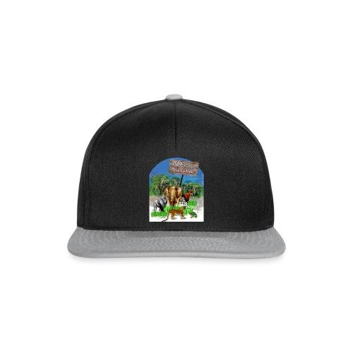 STOP - Jungle Destruction - Snapback Cap