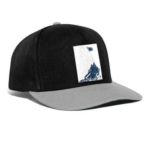 GS monument 1 1 - Snapback Cap