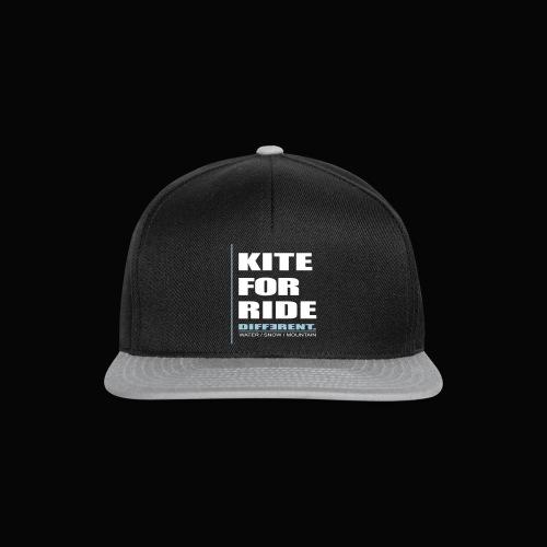 Kite For Ride - Casquette snapback