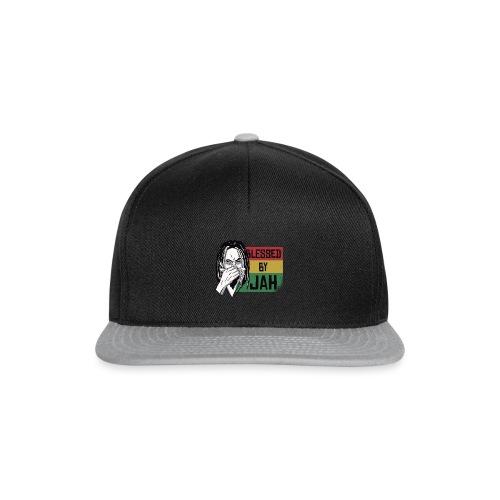 BlessedByJah - Snapback Cap
